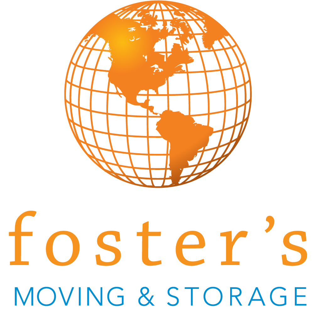 Fosters Moving and Storage, Victoria BC Logo.